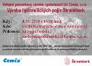 Veřejná prezentace záměru společnosti LB Cemix, s.r.o. - Výroba hydraulických pojiv Štramberk 1