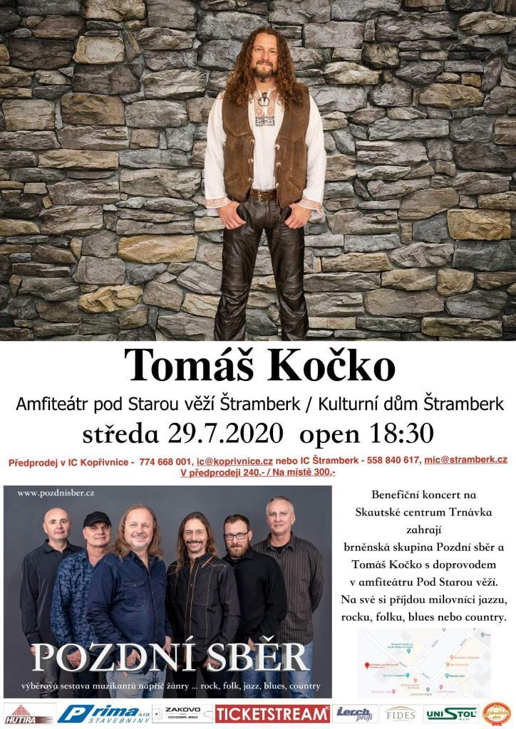 Tomáš Kočko - Pozdní sběr