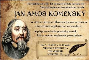 Beseda J. A. Komenský