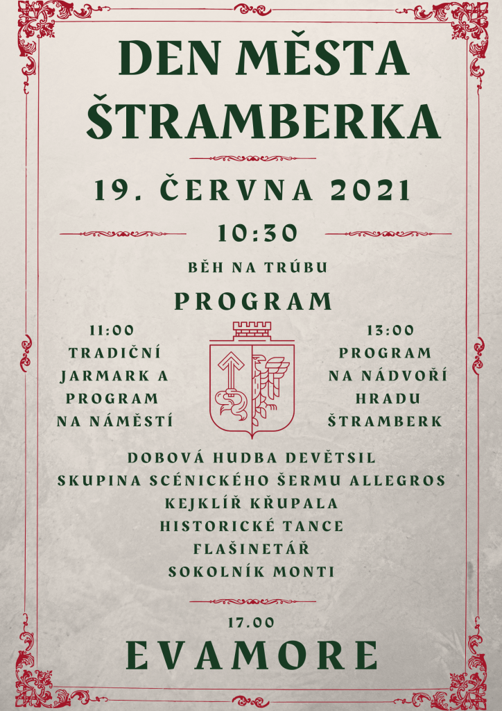 Den města Štramberka
