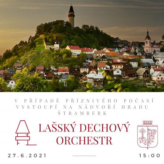 Lašský dechový orchestr  1