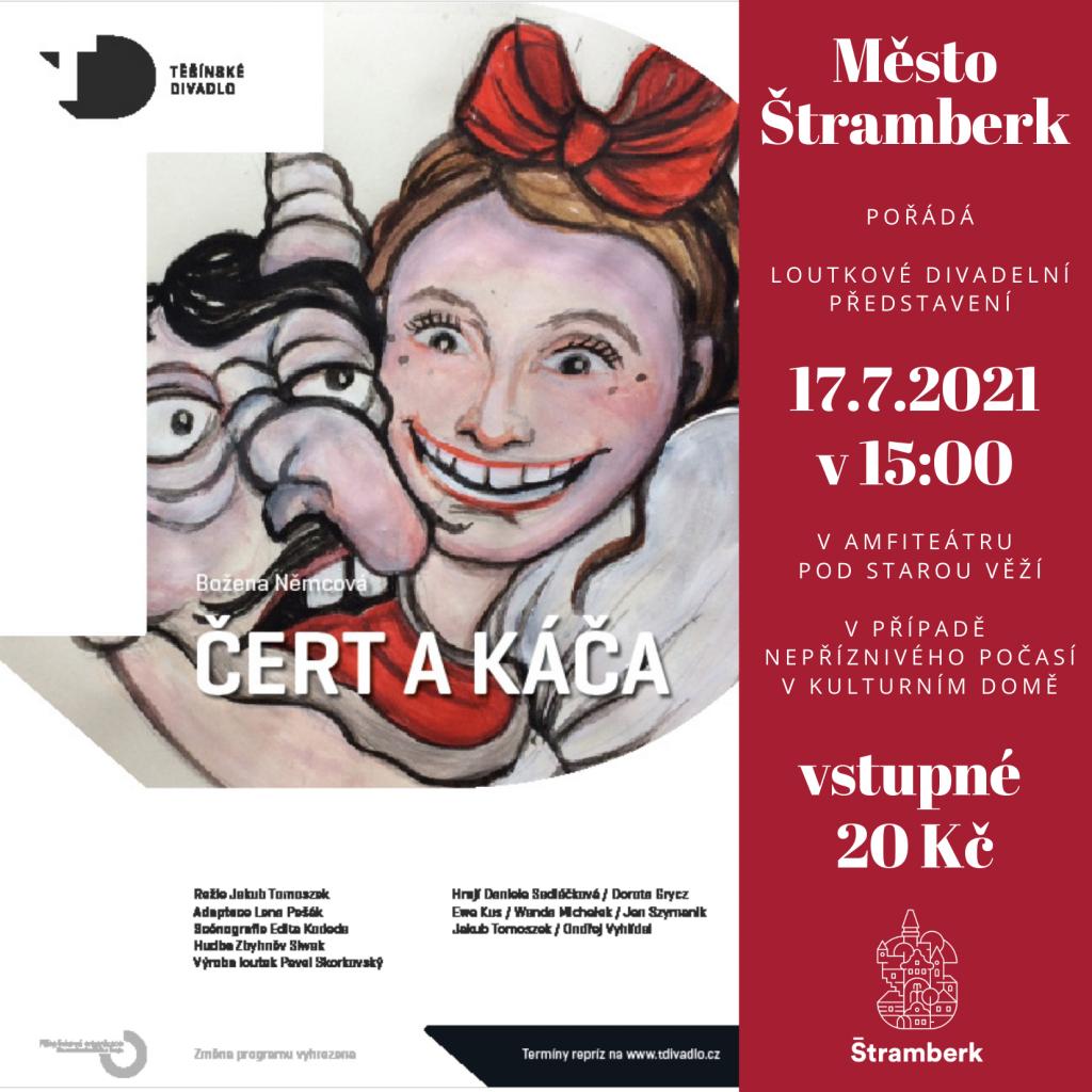 Loutkové divadlo Čert a Káča