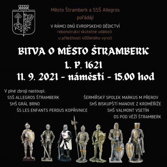 Bitva o město Štramberk 1