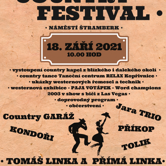 COUNTRY FESTIVAL 1