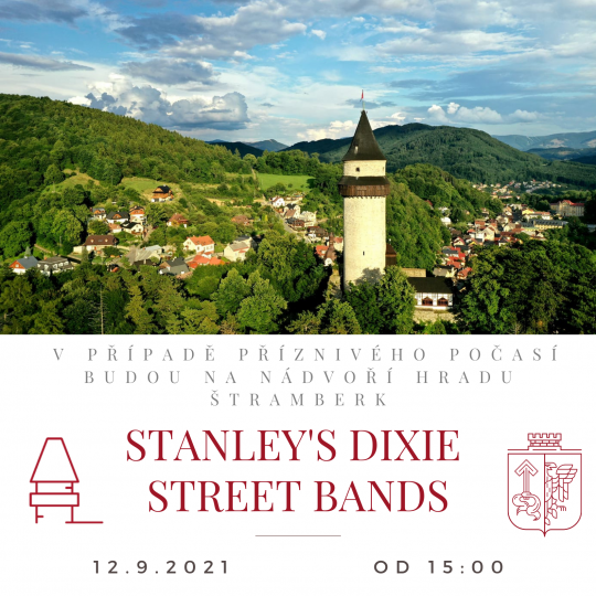Stanley´s Dixie Street Bands 1