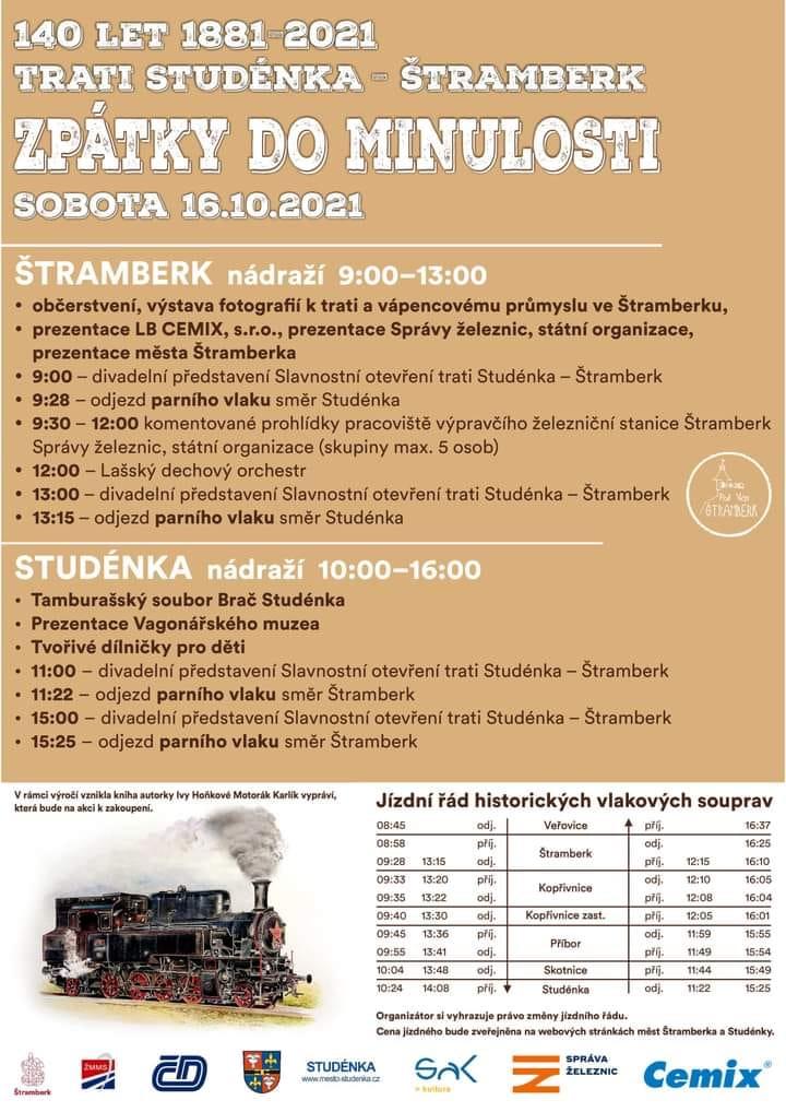 140 let trati Studénka - Štramberk 1