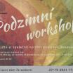 Podzimní workshop