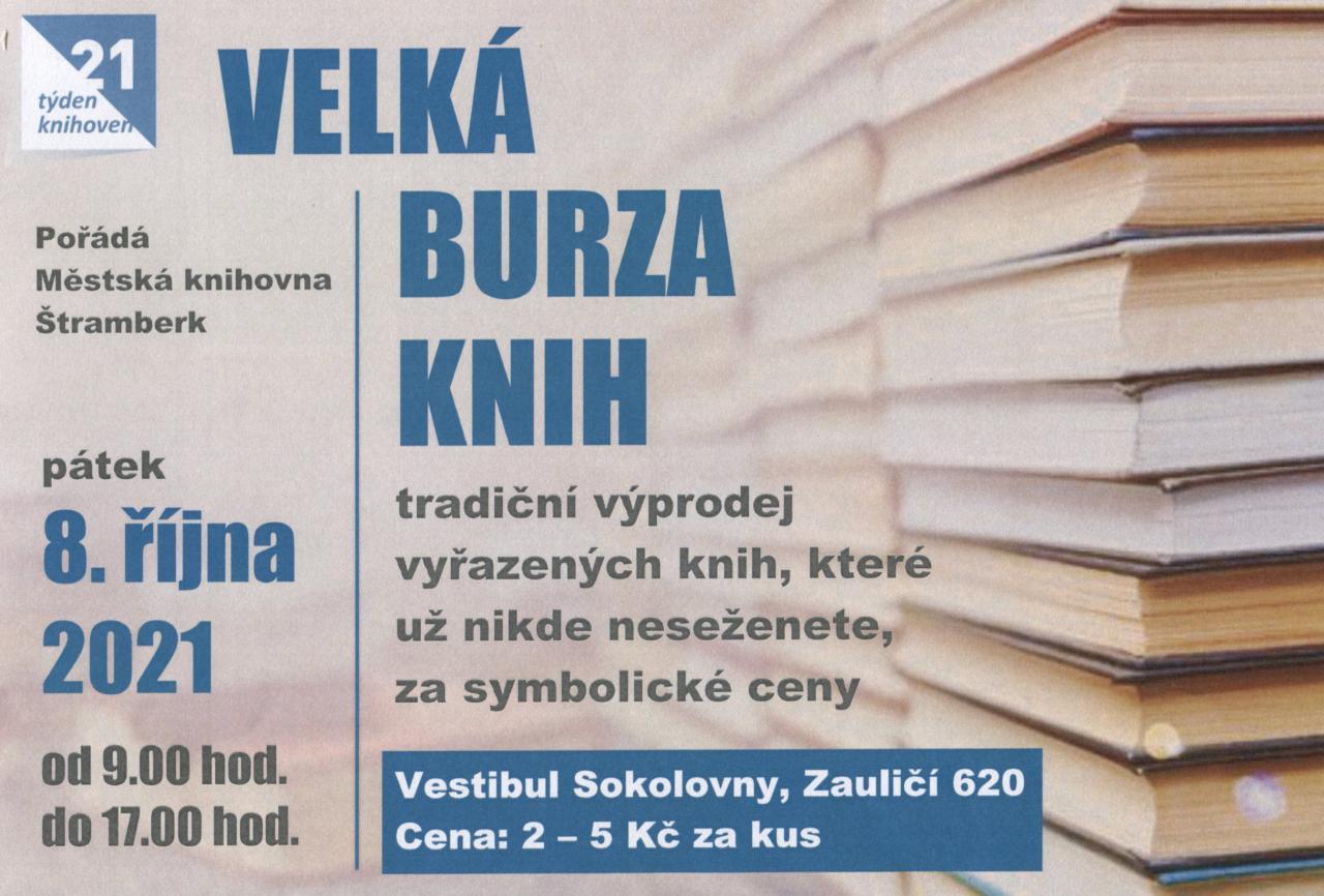 Velká burza knih